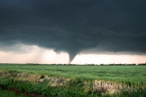 Tornado in Oklahoma in 2012