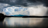 Lake James Storm