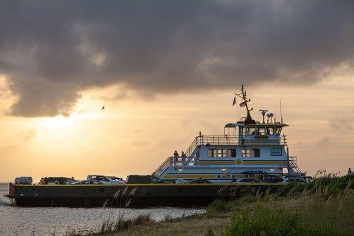 Ocracoke/Hatteras Ferry, 2015.