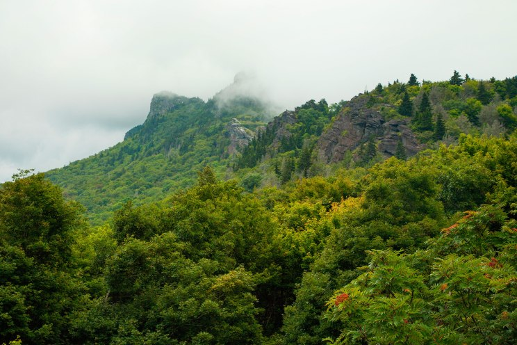 Lower Grandfather Mountain, NC