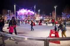 winterfest, wfmy, Greensboro, North Carolina, ice skating