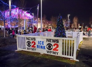 winterfest, wfmy, Greensboro, North Carolina, ice skating