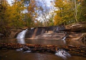 fall creek falls, waterfall, North Carolina, mayo river