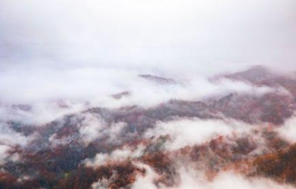 Boone; Blue Ridge Mountains; Blue Ridge Parkway; Autumn; Fall; North Carolina