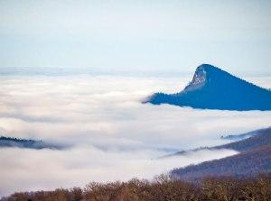 table rock, beacon heights. blue ridge parkway, North Carolina