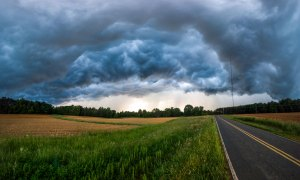 shelf cloud, storm