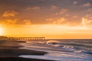 Atlantic beach, nc, sunrise