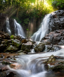 nc, waterfall, soco falls